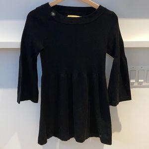 Lole long-sleeved black sweater